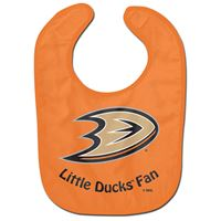 Picture of Anaheim Ducks All Pro Baby Bib