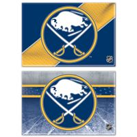 "Picture of Buffalo Sabres Rectangle Magnet, 2pack 2"" x 3"""