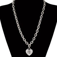 Picture for category Necklace w Heart Charms Jewelry Card