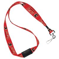 Picture for category Lanyards w Breakaway 3 4""