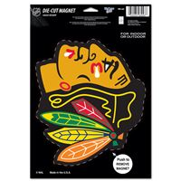 """Picture for category Die Cut Logo Magnet 6.25"""" x 9"""""""