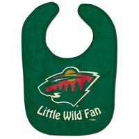 Picture of Minnesota Wild All Pro Baby Bib