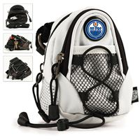Picture of Edmonton Oilers Mini Day Pack White