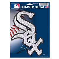 "Picture of Chicago White Sox Shimmer Decals 5"" x 7"""