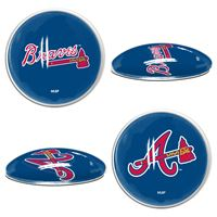 Picture of Atlanta Braves Sport Dotts 2 Pack