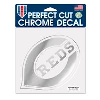"Picture for category Chrome Perfect Cut Decal 6"" x 6"""