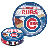 Picture of Chicago Cubs Puzzle tin