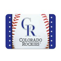 "Picture of Colorado Rockies Mini Towel 45"" x 65"""