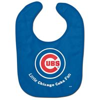 Picture of Chicago Cubs All Pro Baby Bib