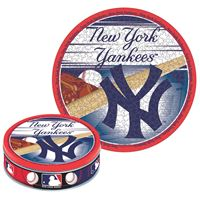 Picture of New York Yankees Puzzle tin