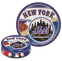 Picture of New York Mets Puzzle tin