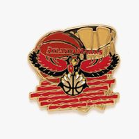 Picture of Atlanta Hawks Collector Pin Jewelry Card