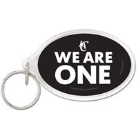 Picture of Los Angeles Clippers Acrylic Key Ring Carded Oval