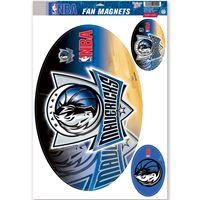 "Picture of Dallas Mavericks Car/Fan Magnet 115"" x 17"""