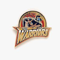 Picture of Golden State Warriors Cloisonne Pin Bulk