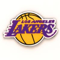 Picture of Los Angeles Lakers Rubber Magnet