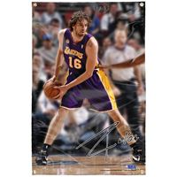 Picture of Los Angeles Lakers Vinyl Banner 2' x 3'