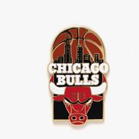Picture of Chicago Bulls Cloisonne Pin Bulk