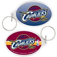 Picture of Cleveland Cavaliers Acrylic Key Ring Oval