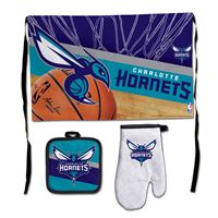Picture of Charlotte Hornets Barbeque Tailgate Set-Premium