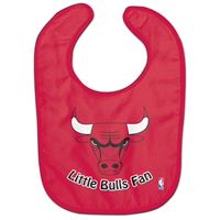 Picture of Chicago Bulls All Pro Baby Bib