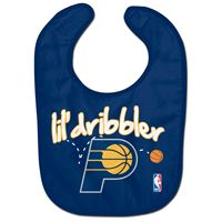 Picture of Indiana Pacers All Pro Baby Bib