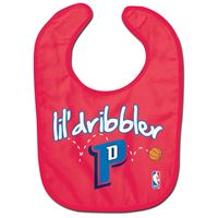 Picture of Detroit Pistons All Pro Baby Bib