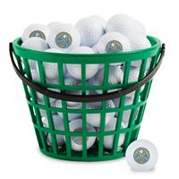 Picture of Denver Nuggets Bucket of 36 Golf Balls