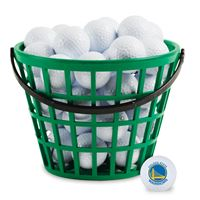 Picture of Golden State Warriors Bucket of 36 Golf Balls