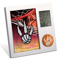 Picture of Toronto Raptors Desk Clock