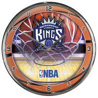 Picture of Sacramento Kings Chrome Clock