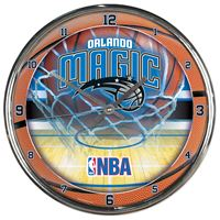 Picture of Orlando Magic Chrome Clock