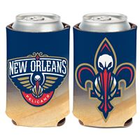 Picture of New Orleans Pelicans Can Cooler 12 oz