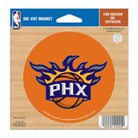 """Picture of Phoenix Suns Die Cut Magnet 45"""" x 6"""""""