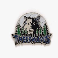 Picture of Minnesota Timberwolves Cloisonne Pin Bulk