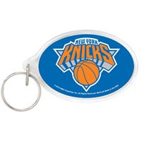 Picture of New York Knicks Acrylic Key Ring Carded Oval