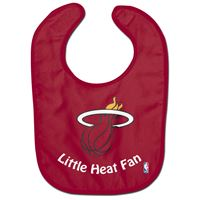 Picture of Miami Heat All Pro Baby Bib