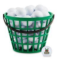 Picture of Milwaukee Bucks Bucket of 36 Golf Balls