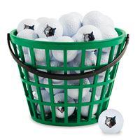 Picture of Minnesota Timberwolves Bucket of 36 Golf Balls