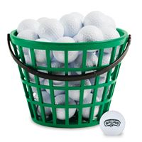 Picture of San Antonio Spurs Bucket of 36 Golf Balls
