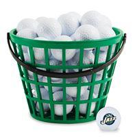Picture of Utah Jazz Bucket of 36 Golf Balls