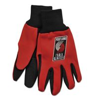 Picture of Portland Trail Blazers Adult Two Tone Gloves
