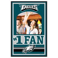 Picture of Philadelphia Eagles Mirror Wood Sign