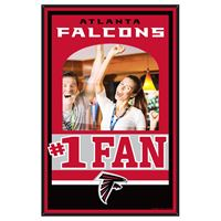 Picture of Atlanta Falcons Mirror Wood Sign