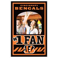 Picture of Cincinnati Bengals Mirror Wood Sign