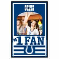 Picture of Indianapolis Colts Mirror Wood Sign