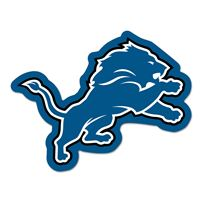 Picture of Detroit Lions Logo on the Go Go