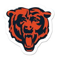 Picture of Chicago Bears Logo on the Go Go