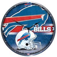 "Picture of Buffalo Bills Plaque HD Clock 18"" Dia"
