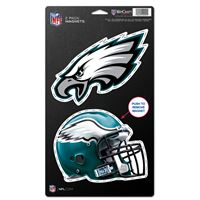 "Picture of Philadelphia Eagles 2 Pack Magnets 5"" x 9"""